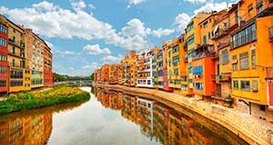 day trip from barcelona girona
