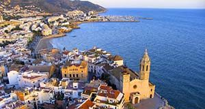 day trip from barcelona sitges