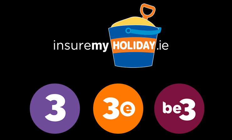 TV3 sponsorship deal for summer 2017 for Insuremyholiday.ie