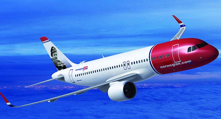 norwegian cheap flights to the usa