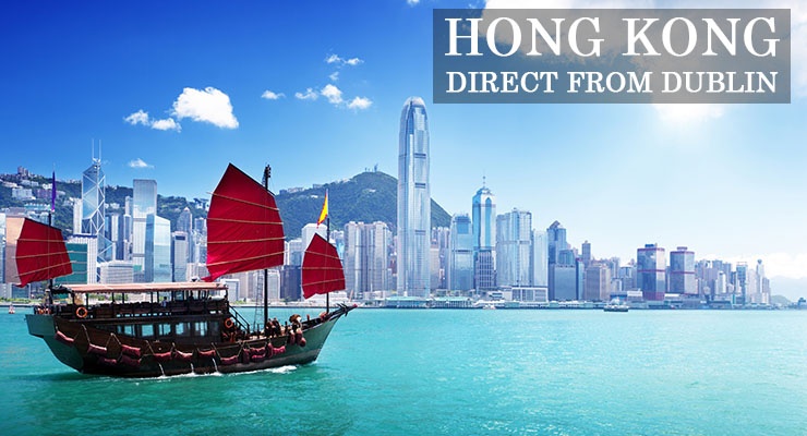 direct flights from dublin to hong kong