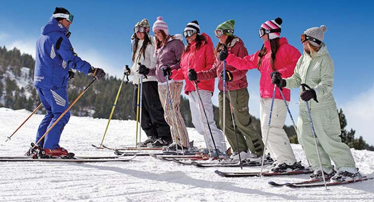 best ski resorts beginners france
