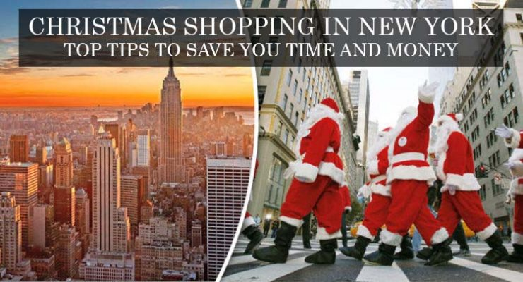 new york christmas shopping tips