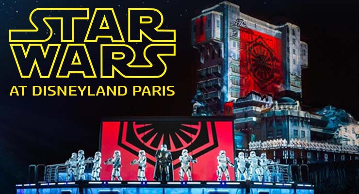 Season of the Force  Disneyland Paris Star Wars