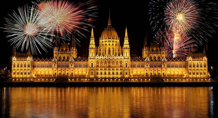 romantic destinations for valentines day budapest