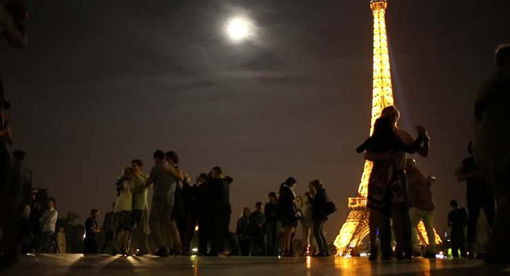 romantic destinations for valentines day paris