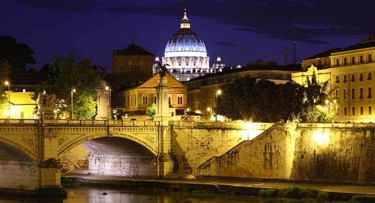 romantic destinations for valentines day rome