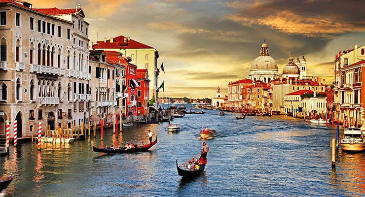 romantic destinations for valentines day venice