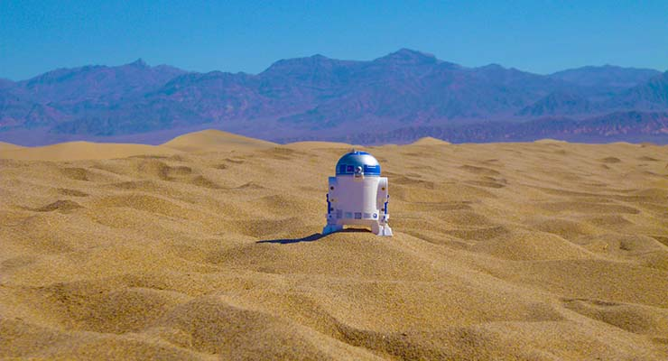 star wars locations you can visit death valley