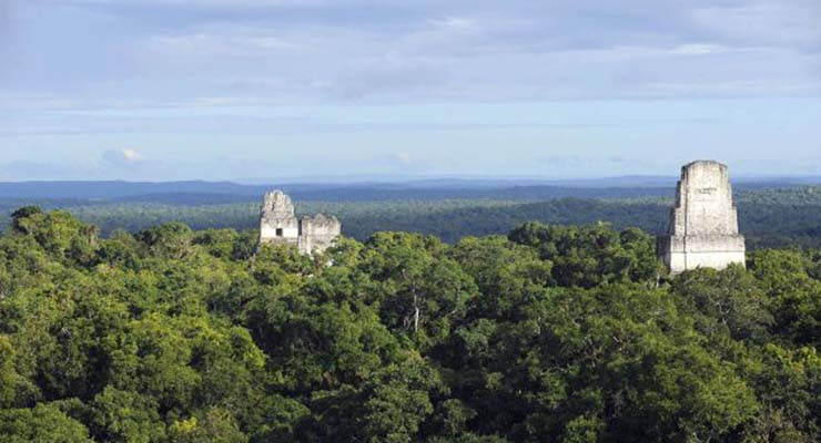 star wars locations you can visit tikal ruins