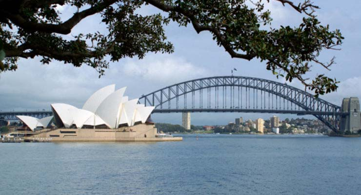 favourite destinations abroad australia