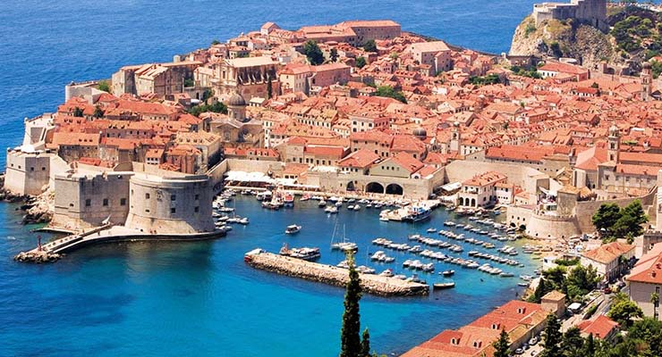 favourite destinations abroad croatia