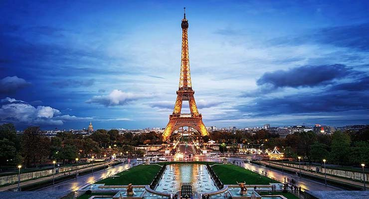 favourite destinations abroad france
