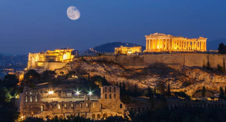 favourite destinations abroad greece