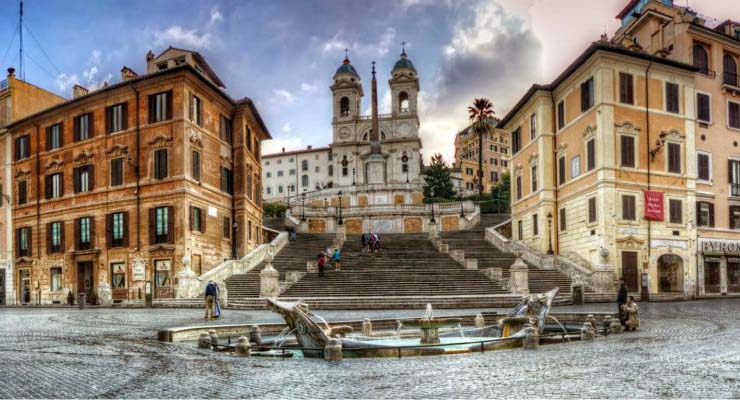 favourite destinations abroad italy