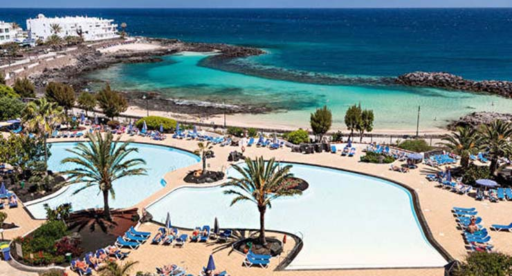 favourite destinations abroad lanzarote
