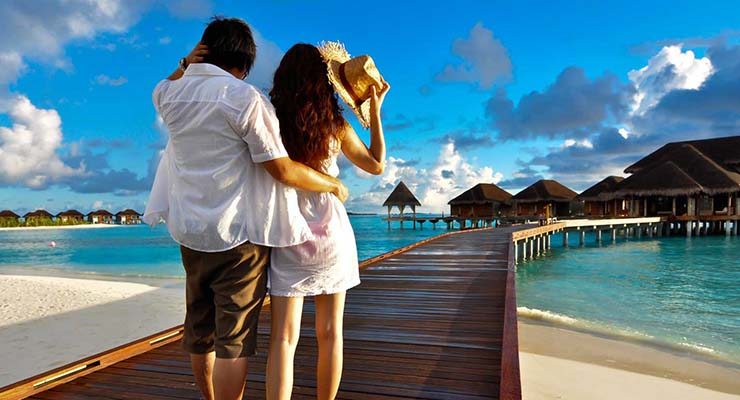 honeymoon destinations for irish couples maldives