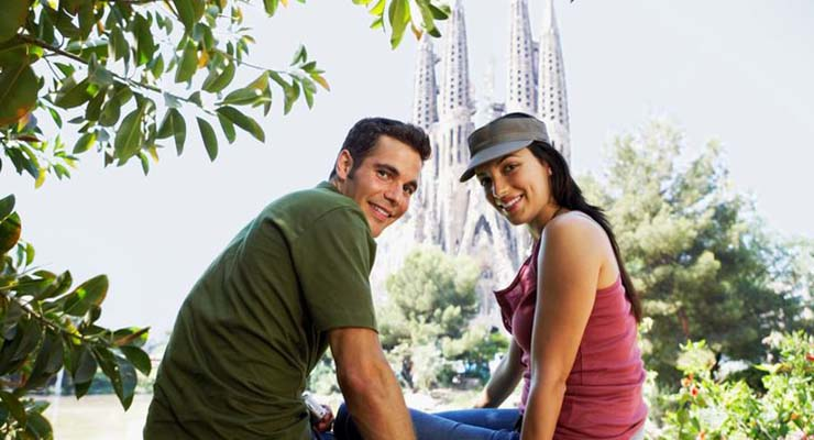 honeymoon destinations for irish couples spain