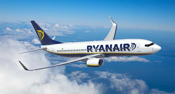 new ryanair routes