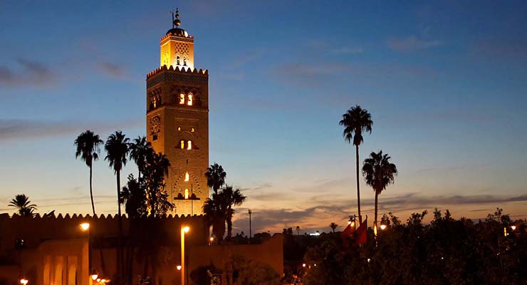 marrakesh koutoubia mosque