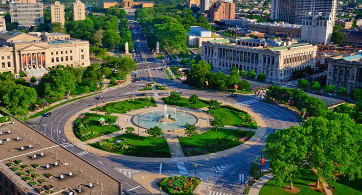 top things to do in philadelphia benjamin franklin parkway