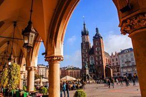 cheapest city breaks 2 krakow