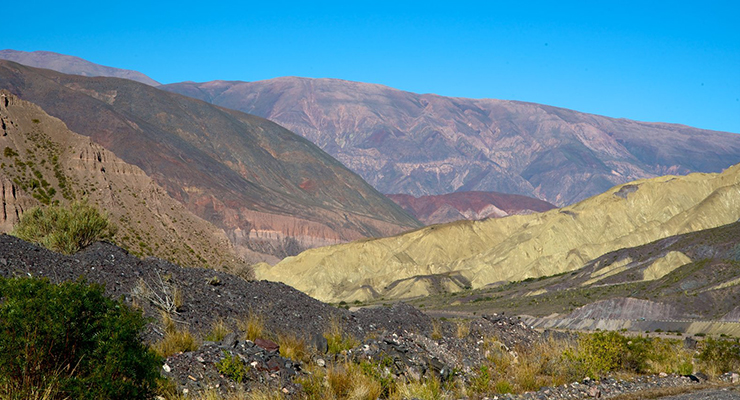 Jujuy Gorges