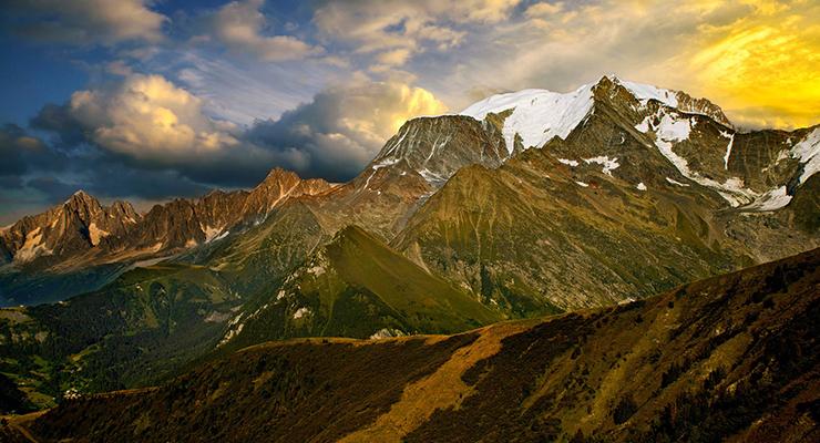 Kyrgystan Mountains
