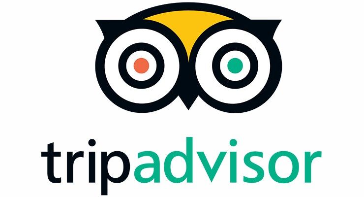 TripAdvisor reviews logo