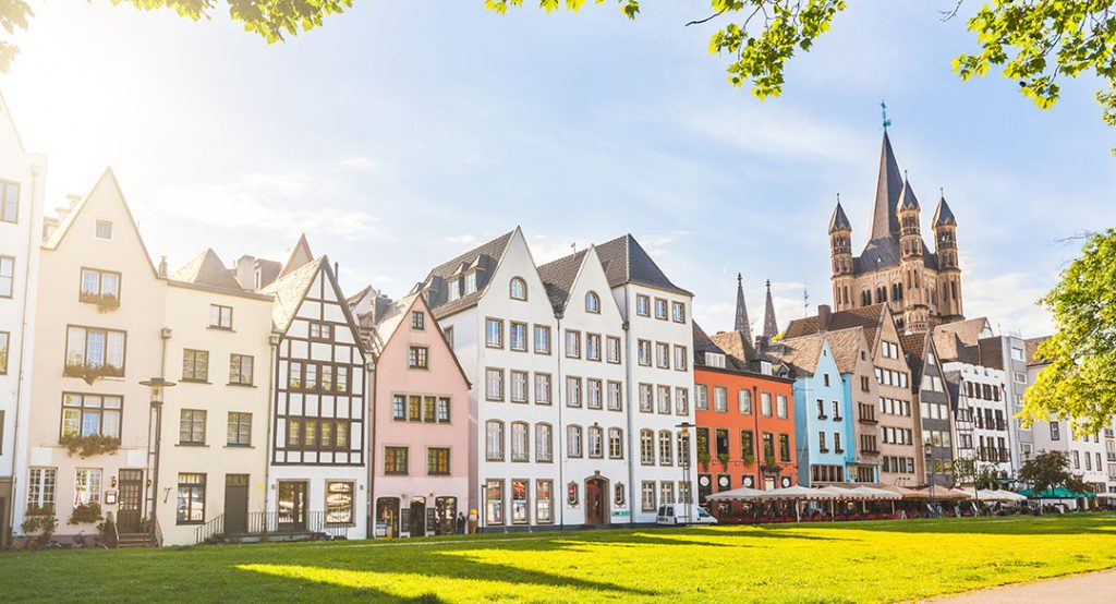 Old Town Cologne, Germany