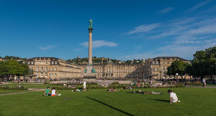 palace square stuttgart