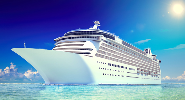 cruise ship sun holiday