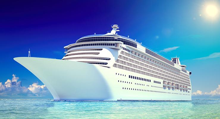 cruise ship sun holiday